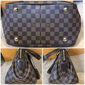 Louis Vuitton Bags - Louis Vuitton Verona PM Damier Ebene Satchel Bag
